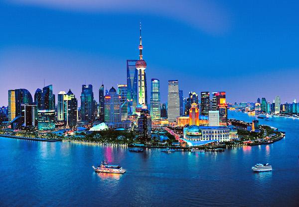 00135 Shanghai Skyline