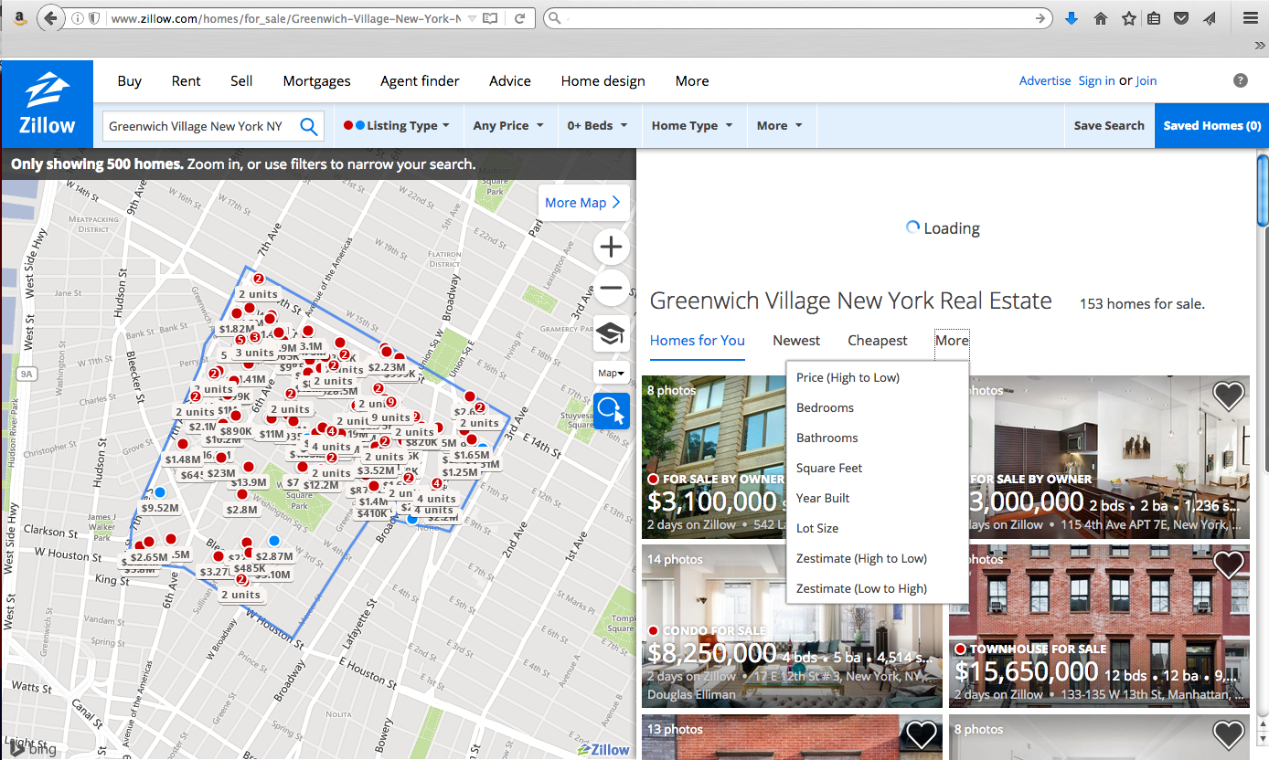 Matrix Blog  Miller Samuel Real Estate Appraisers  Consultants - Nyc parking map portal
