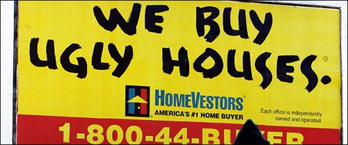 Wondrous Ugly Is As Ugly Does Homevestors Franchises Property Beutiful Home Inspiration Truamahrainfo